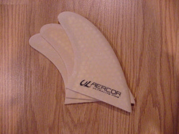 Freestyle Fin System UL Glass-On Fin Set Galveston Texas