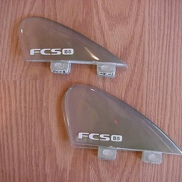FCS original bonzer side fin set