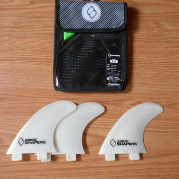 Shapers FIBREflex Thruster Set S-3 Template