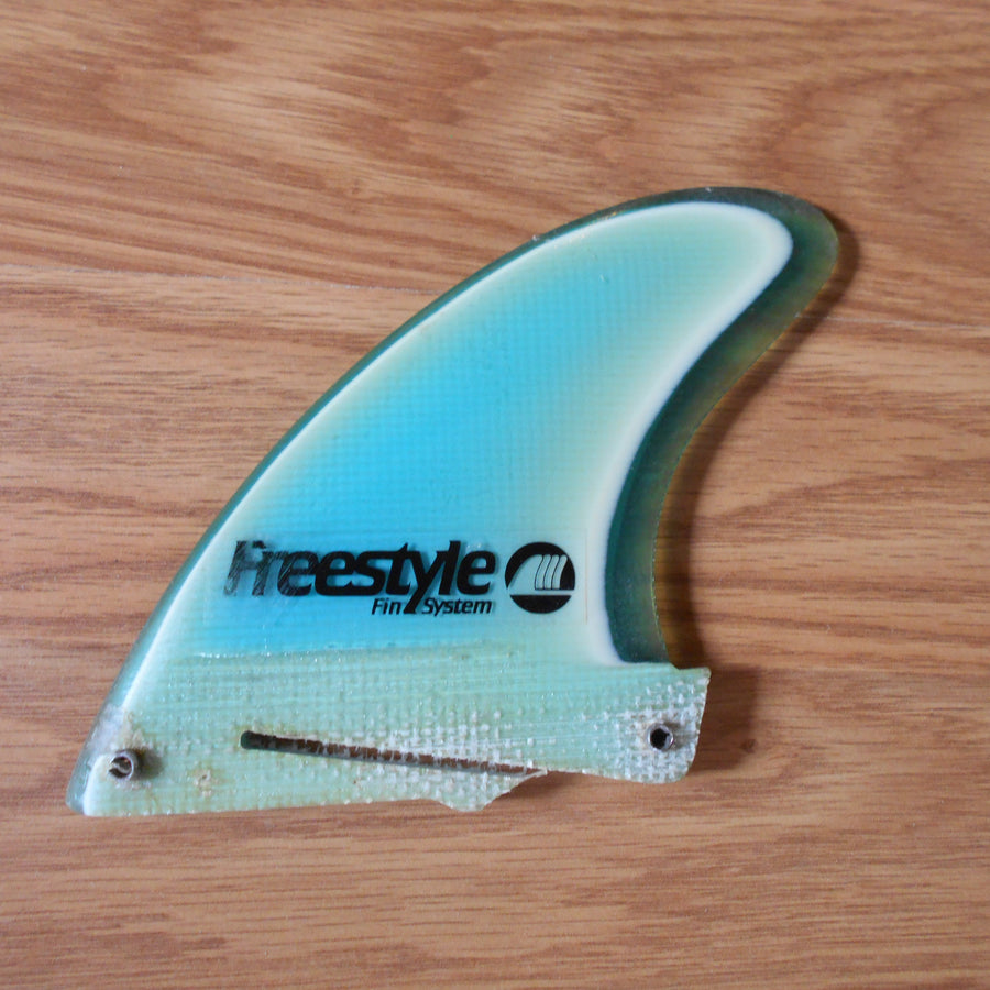 Freestyle Fin Systems Trailing Fin 1/4