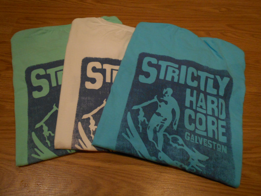 Strictly Hardcore Faded Shop Tee