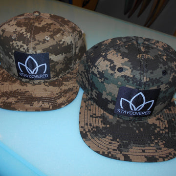 Stay Covered Digi-Camo Trucker Hat