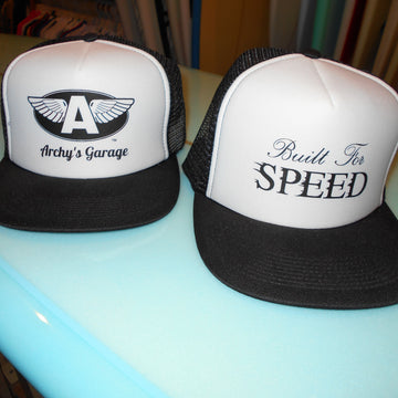 Archys Garage Hats Surf Specialties Galveston