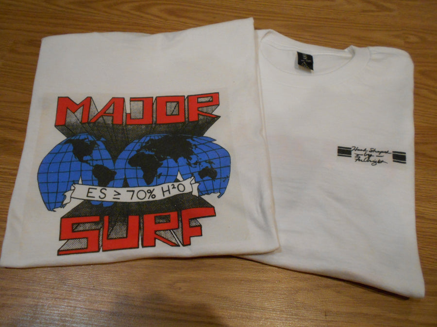 Major Surf Surfboards by Fulbright Tee