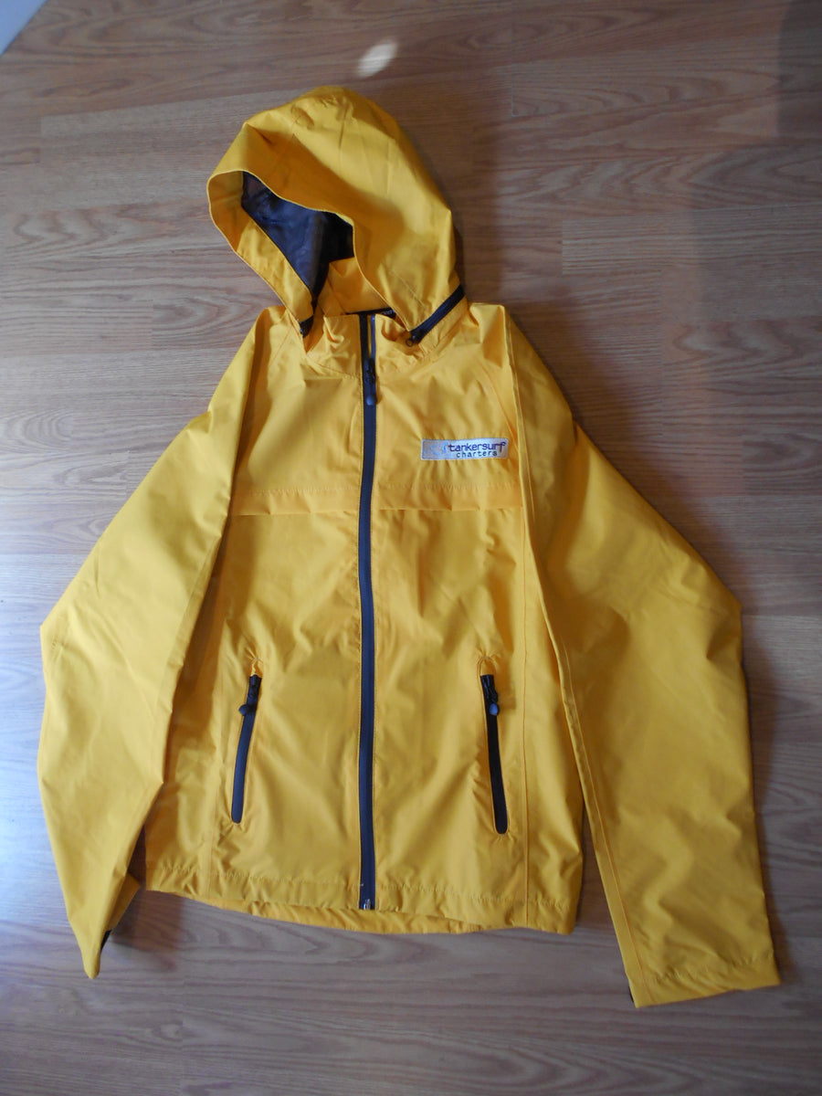 Tanker Surf Charters Foul Weather Jacket