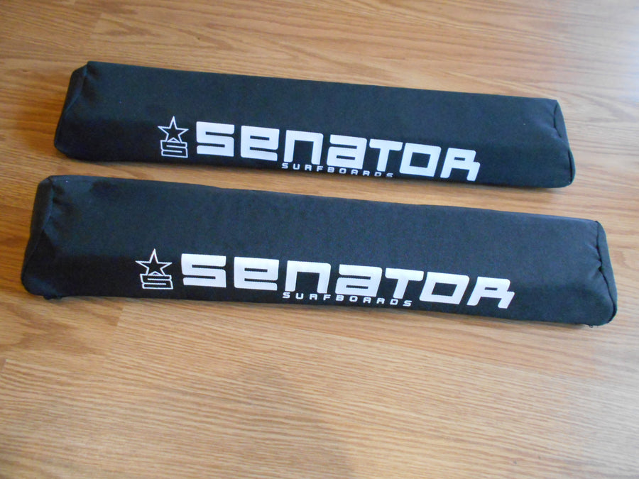 Senator Surfboards Rack Pads Flat
