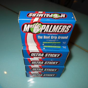 Palmers surf wax 5 pack