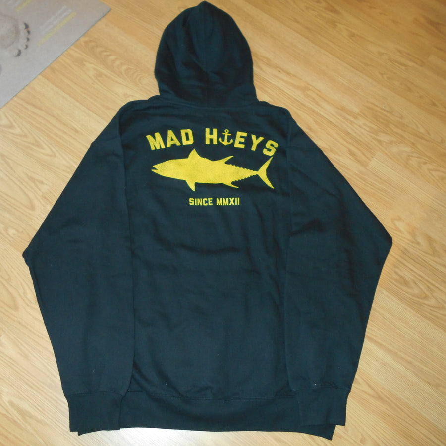 Mad Hueys Hooded Pullover