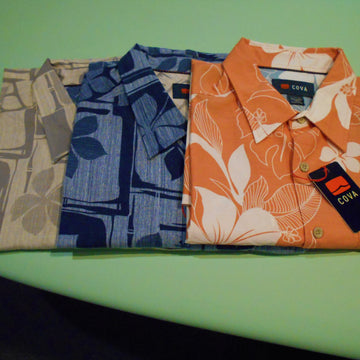 Cova Hawaiian Shirts