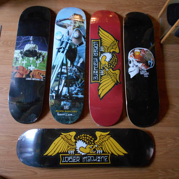 Loser Machine Skateboard Decks