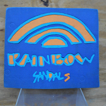 Vintage Rainbow Sign POP