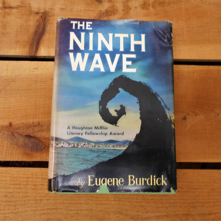The Ninth Wave Vintage 1956 Hardcover Book