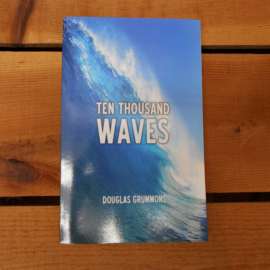 Ten Thousand Waves Book Galveston Texas