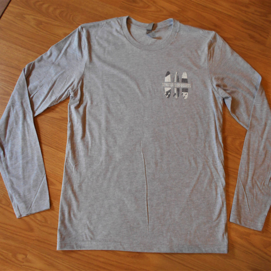 Senator Surfboards Long-Sleeve Tee