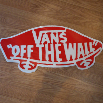Vans Off the Wall Mega Sticker