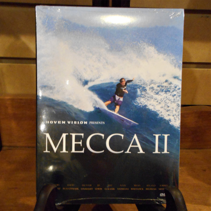 Mecca 2 Surf Film by Hoven