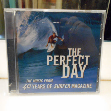 Music from 40 years of Surfer Magazine