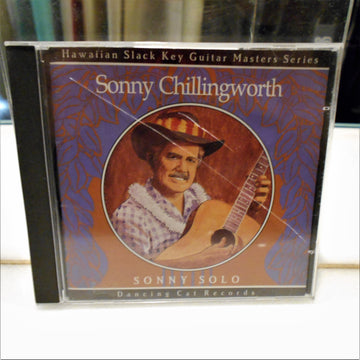 Sonny Chillingworth Hawaiian Slack Key