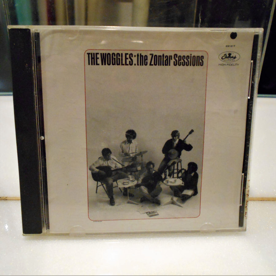 The Woggles-The Zontar Sessions Surf Music