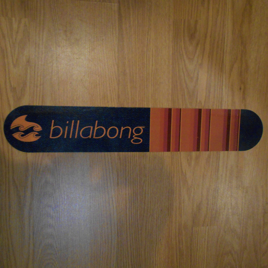 Billabong Vintage Sign