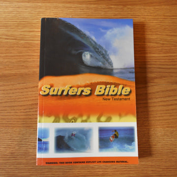 Surfers Bible-New Testament Paperback