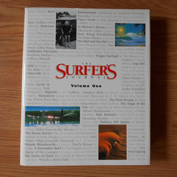 The Surfer's Journal, Volume 1 Hardcover Compilation