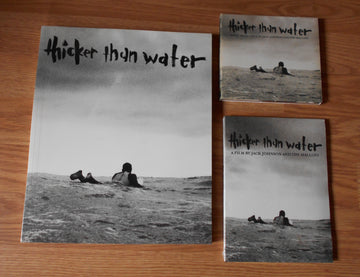 Thicker Than Water Book, CD and DVD 3-Pack (new)