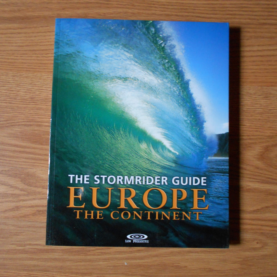 The Stormriders Guide-Europe the Continent Book