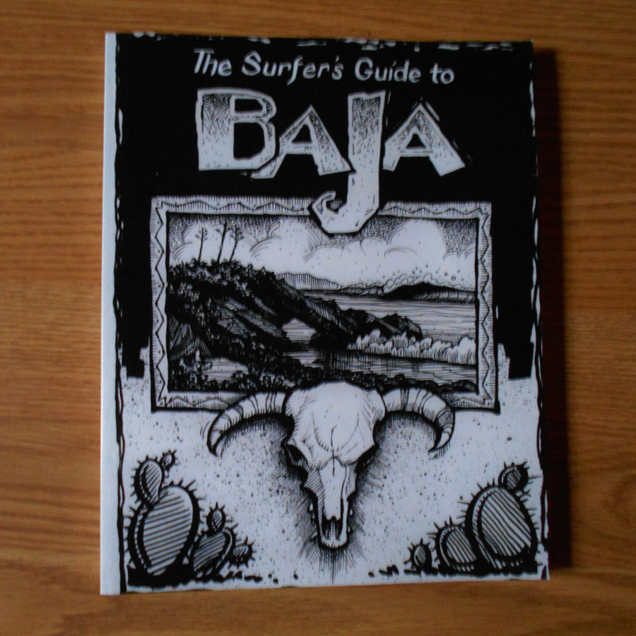 A surfer's guide to Baja Book