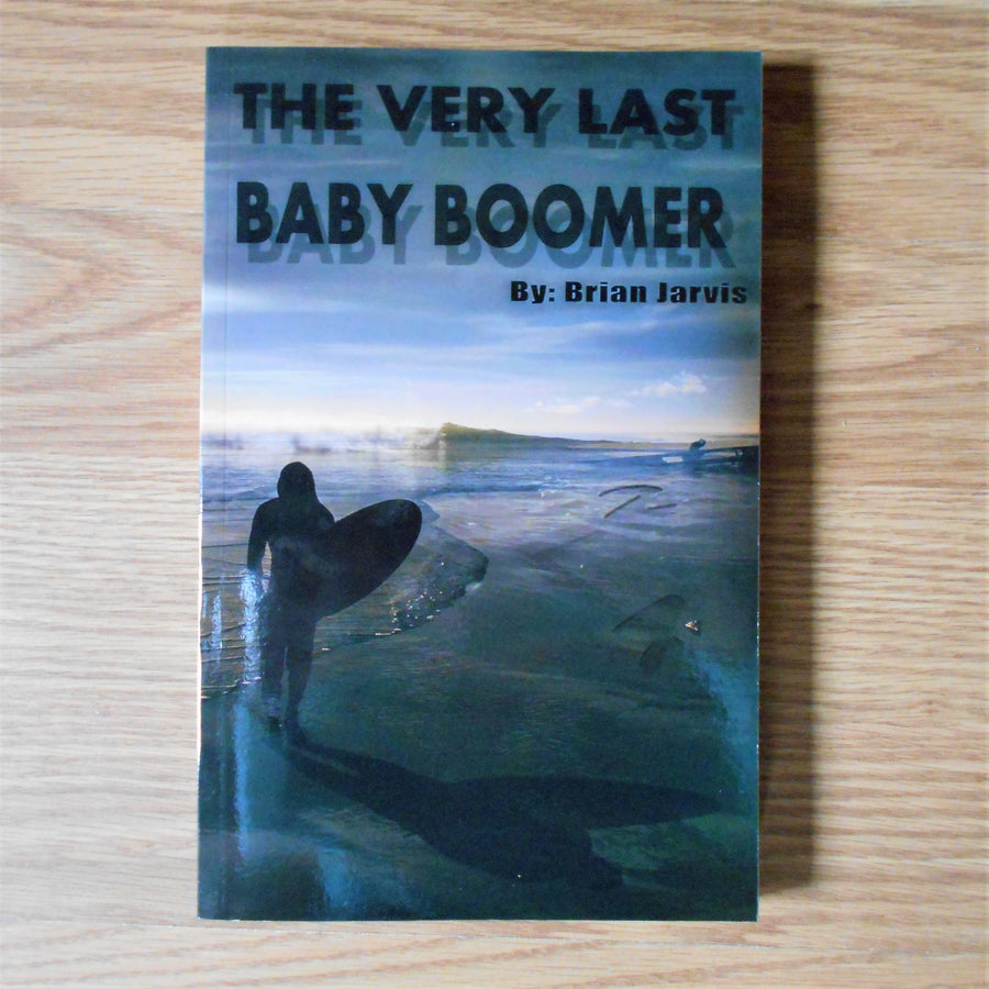 The Very Last Baby Boomer Book