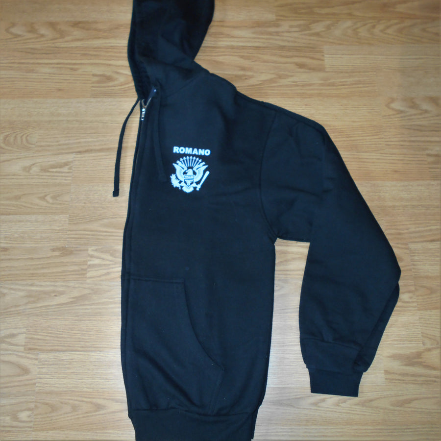 Fallen Johnny Romano Zip Hoody