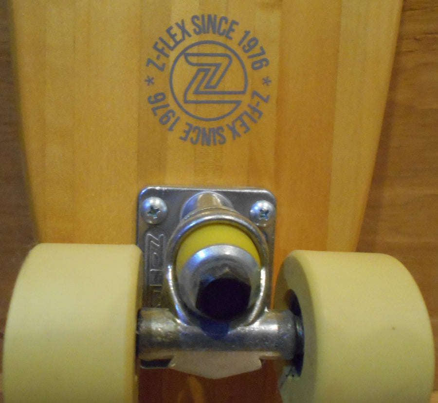 Z-Boys Reproduction of Early Vintage Skateboard