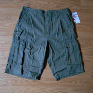 Quiksilver Courtside 22 Vintage Cargo Pocket Short