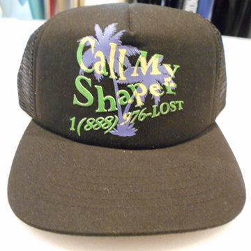 Lost Call My Shaper Ball Cap