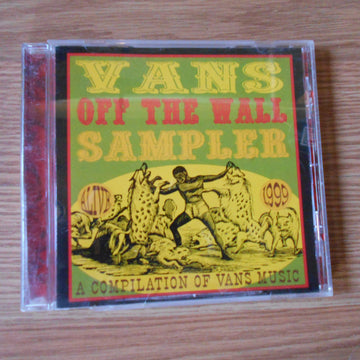 Vans Sampler CD Warp Tour 1999