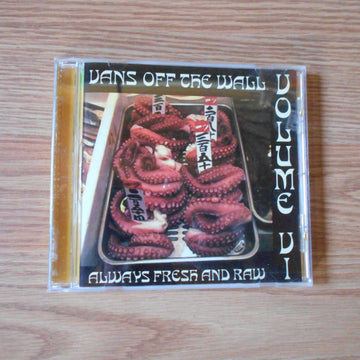 Vans Off The Wall Volume 6 CD