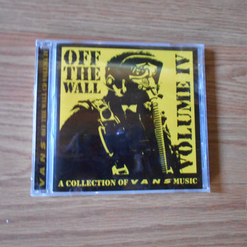 Vans Off The Wall Volume 4 CD
