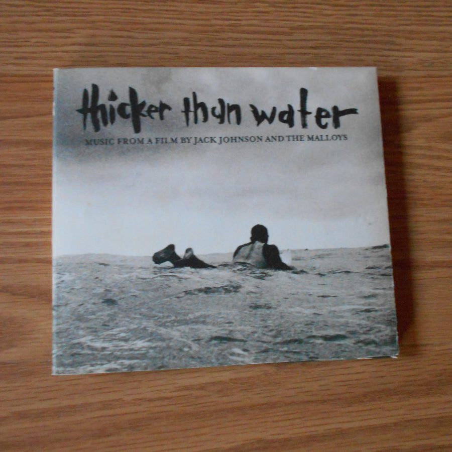 Thicker Than Water CD Soundtrack