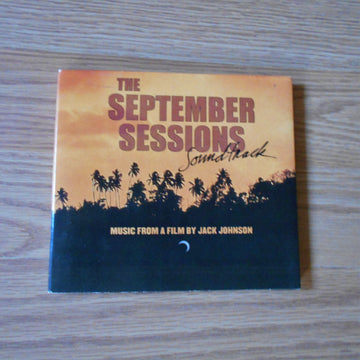 The September Sessions Music Soundtrack CD