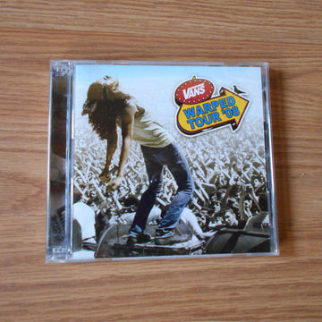 Vans Warp Tour 2008 2-Disc CD Compilation