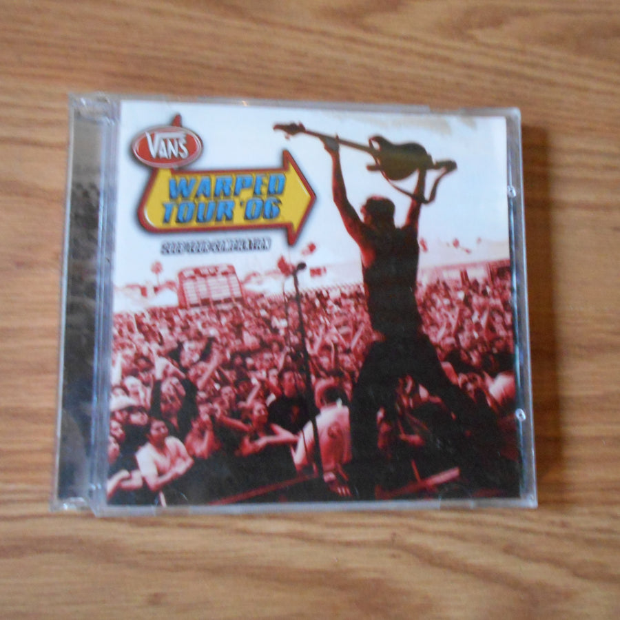 Vans Warp Tour 2006 2-Disc CD Compilation