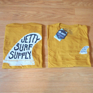 Jetty Surf Co. Single Fin Tee