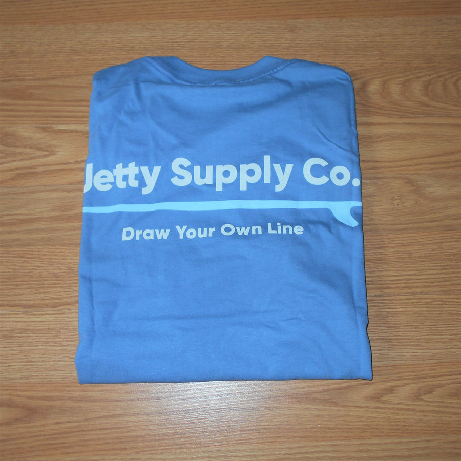 Jetty Surf Co. Longboard Tee