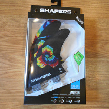 Shapers Thruster Set AM3 Model Fins