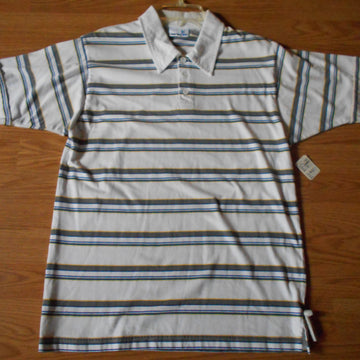 Vintage Hurley Collared Knit Size Medium