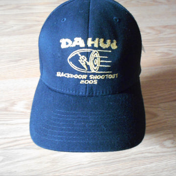 Vintage DaHui 2005 Backdoor Shootout Hat
