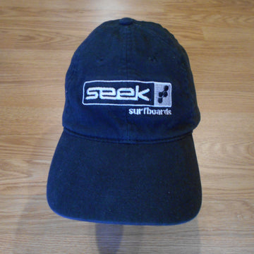 Seek Surfboards Vintage Ball Cap