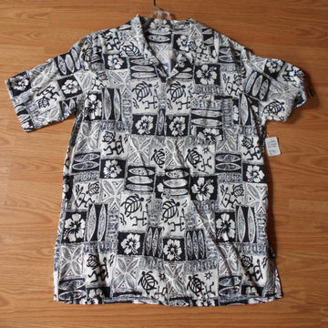 Vintage Hawaiian Shirt Medium