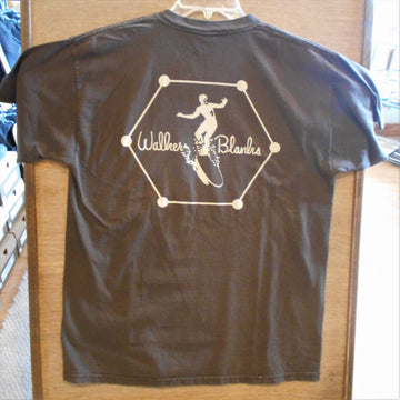 Walker Foam Vintage Tee Large