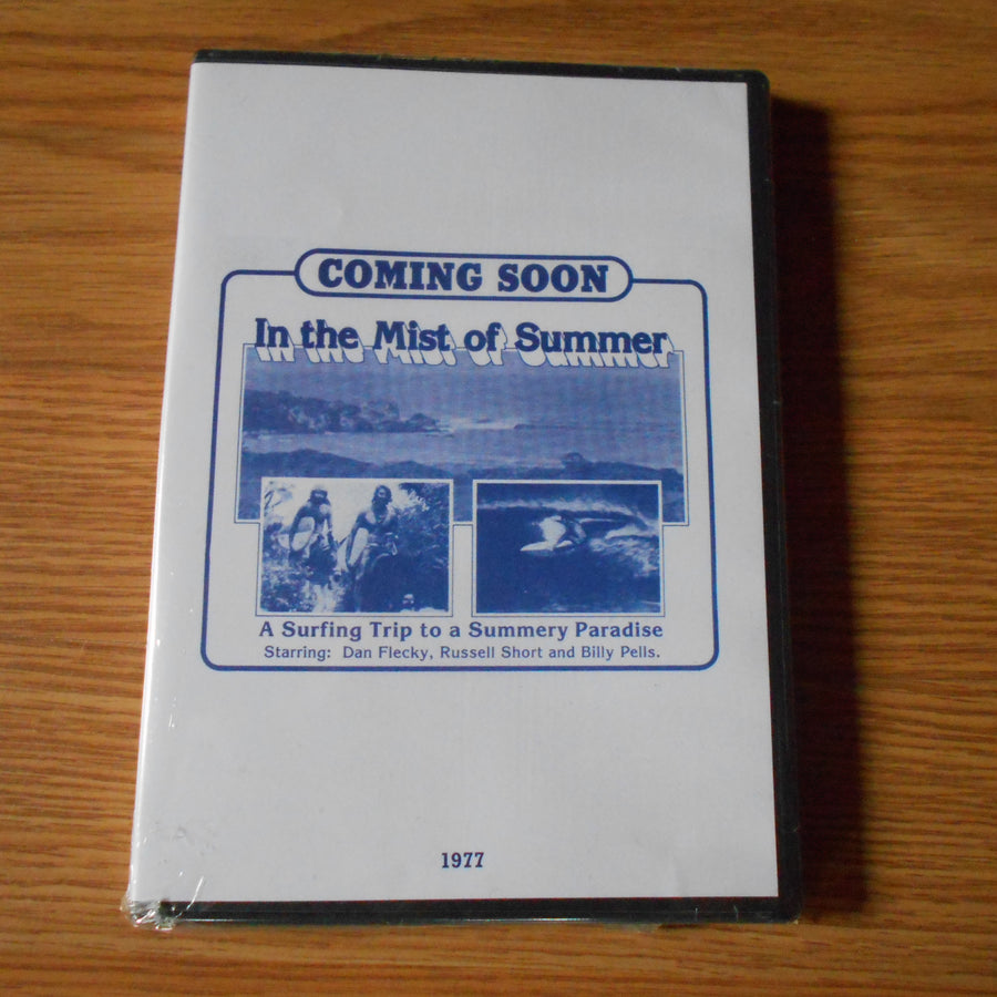 In the Mist of Summer Vintage Surf Film